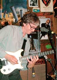 Allan Holdsworth, une vie consacrée à la guitare