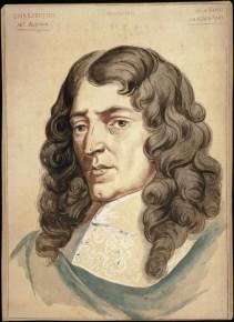 portrait de Marc-Antoine Charpentier