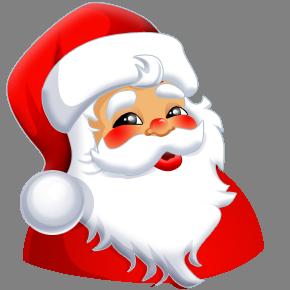 Santa Claus is coming...