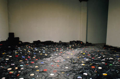 Christian Marclay - footsteps
