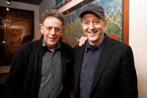 Phil Glass & Steve Reich les pères de la musique minimaliste