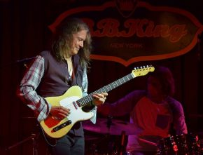 Robben Ford: From Blues to Jazz