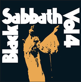 Vol. 4, Black Sabbath, 1972