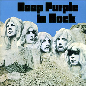 Deep Purple In Rock, Deep Purple, 1970