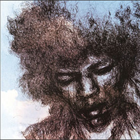 The Cry Of Love, Jimi Hendrix, 1971