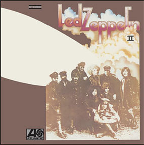 Led Zeppelin II, Led Zeppelin, 1969