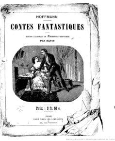 La Leçon de violon - ETA Hoffmann